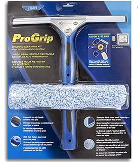 PRO GRIP SQUEEGEE 12IN OR 30CM AND WASHER 10IN OR 20CM COMBO KIT