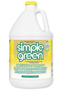 SIMPLE GREEN LEMON INDUSTRIAL CLEANER, DEGRESER, DEODORISER 3.78 CONCENTRATE