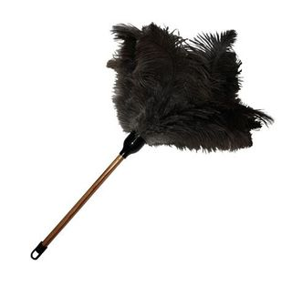 50CM JANITOR OSTRICH FEATHER DUSTER
