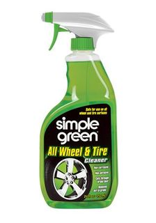 SIMPLE GREEN ALL WHEEL AND TIRE TRIGGER 709ML