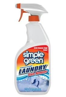 SIMPLE GREEN PRE-WASH LAUNDRY STAIN REMOVER TRIGGER SPRAY RTU 650ML