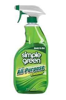 SIMPLE GREEN APPLE ALL PURPOSE CLEANER TRIGGER RTU 946ML