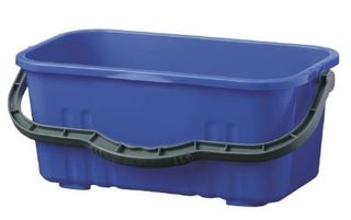OATES DURACLEAN WINDOW CLEANERS BUCKET PLASTIC 12LT