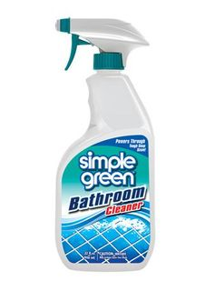 SIMPLE GREEN BATHROOM CLEANER TRIGGER SPRAY 946ML