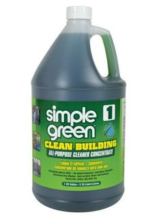 SIMPLE GREEN CLEAN BUILDING ALL PURPOSE CLEANER CONCENTRATE 3.78L