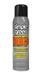 SIMPLE GREEN BBQ & GRILL CLEANER FOAMING AEROSOL 567G