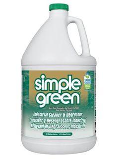 SIMPLE GREEN INDUSTRIAL CLEANER, DEGREASER, DEODORISER 3.78L