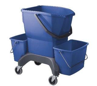 OATES EZY ERGO BUCKET PLASTIC BLUE 25LT