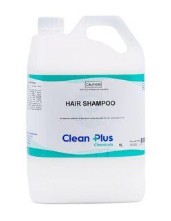 CLEAN PLUS HAIR SHAMPOO 5L
