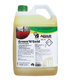 AGAR GREEN N GOLD 5L