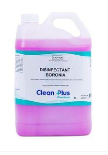 CLEAN PLUS DISINFECTANT BORONIA 15L