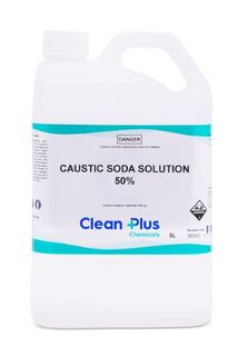 CLEAN PLUS CAUSTIC SODA SOLUTION 50% 20L