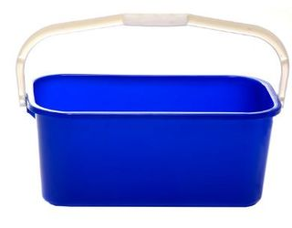 SABCO WINDOW BUCKET 12.5LT BLUE
