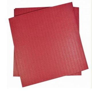 EDCO SPONGE CLOTH SQUARES SMALL RED