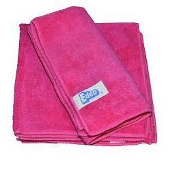 EDCO MERRIFIBRE UNIVERSAL MICROFIBRE CLOTH 3PK RED)
