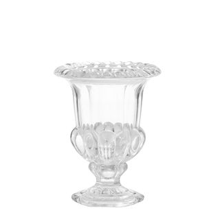 Crystal Urn Vase Small