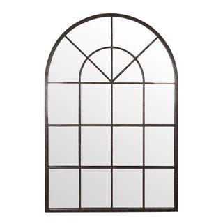 Conservatory Iron Mirror 90x135cm