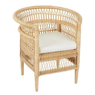 Livingstone Wicker Armchair