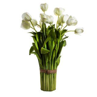 Tulip Bundle 72cm White