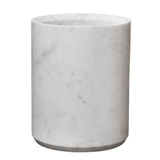 Jaipur Marble Wine Cooler Large White