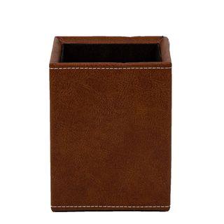 Genieve Pen Box Tan