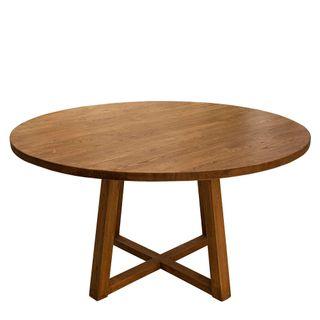 Denver Oak Dining Table