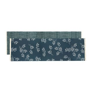 Olive Grove & Cotswold Table Runner Pale Blue