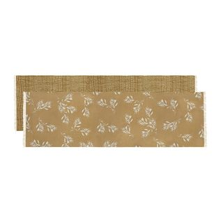 Olive Grove & Cotswold Table Runner Mustard