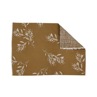 Olive Grove & Cotswold Placemat Set of 4 Mustard