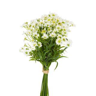 Mini Daisy Bouquet 27cm White