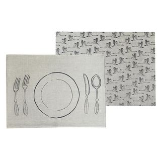 In Flight Placemat Set of 4