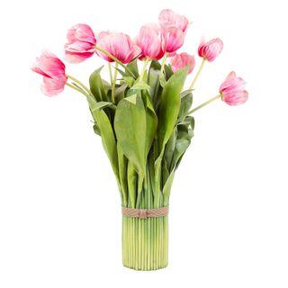 Tulip Bundle 72cm Pink