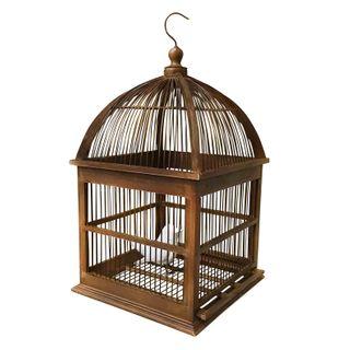 Isabella Birdcage Antique Brown