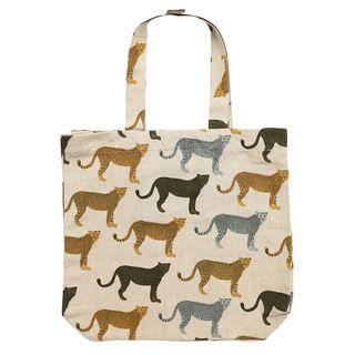 Cheetahs Gone Wild Shopping Tote Bag