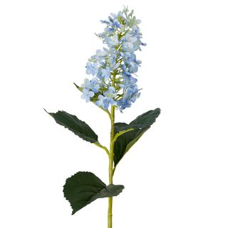 Hydrangea Cone 90cm Blue