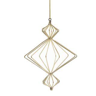 Diamond Wire Hanging Ornament