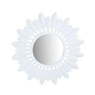 Catalina Sun Mirror 1.2x1.2m White