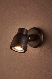 Pasco Outdoor Wall Light Black