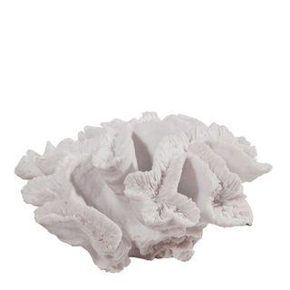 Waiheke Coral Sculpture White