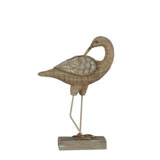 Lakeside Bird Sculpture Natural
