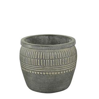 Kai Cement Pot Grey