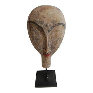Gundul Mask on Stand Large