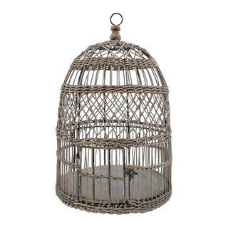 Rada Rattan Bird Cage
