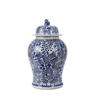 Yuan Lidded Ginger Jar Large