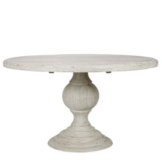 Alexe Pine Round Dining Table