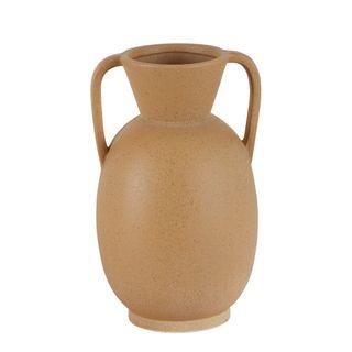 Kenna Ceramic Vase Sand