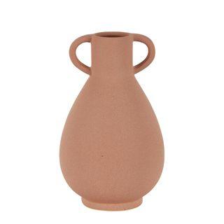 Onco Ceramic Vase Bruised Pink