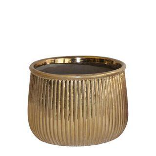 Abba Vase Gold Small