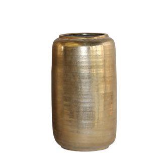 Whitney Vase Gold Small