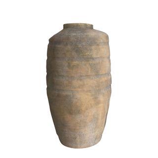 Zanka Cement Vase Tall